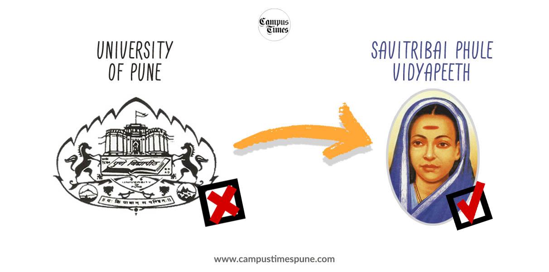 Pune university renamed to quot savitribai phule pune university quot