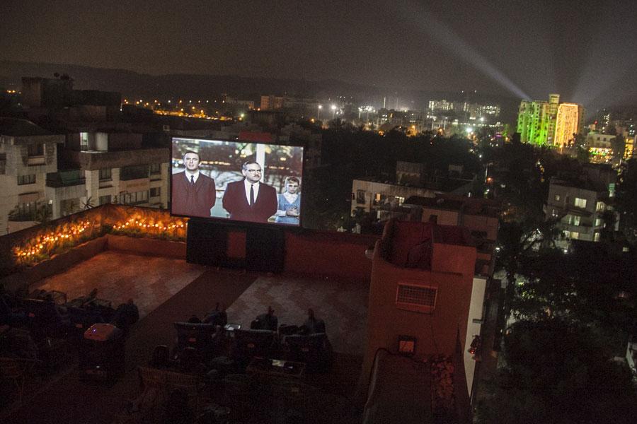 Pop-up cinemas: New and trending concept in city