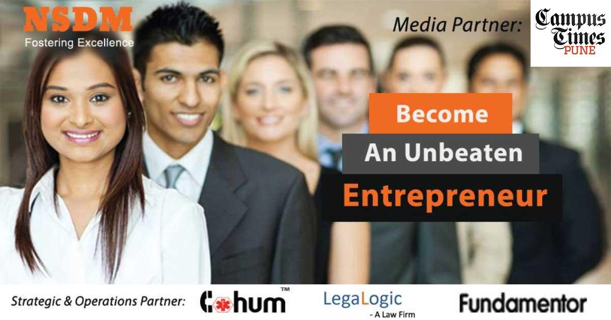 NSDM-India-Entrepreneurship-Workshop