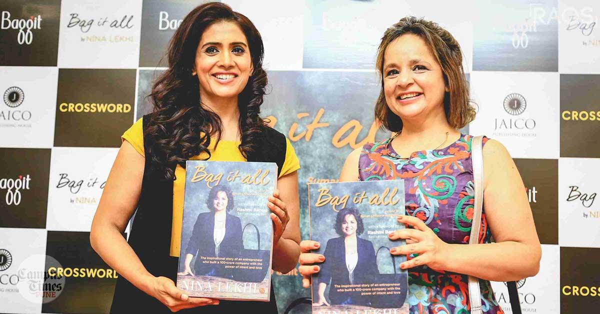 Bag-It-All-Event-Pune-Nina-Lekhi-Sonali-Kulkarni